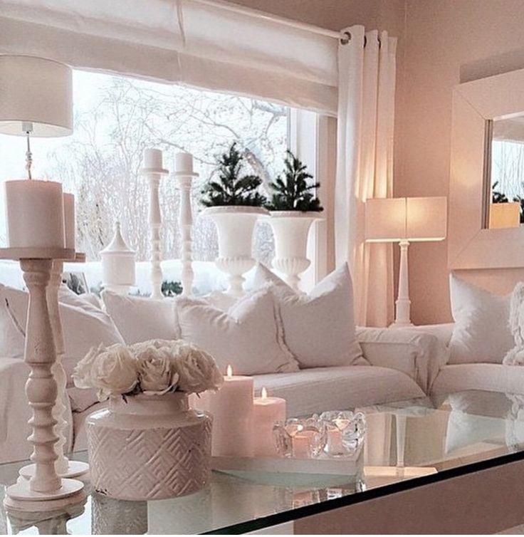 17 best images about white rooms on pinterest master. Black Bedroom Furniture Sets. Home Design Ideas