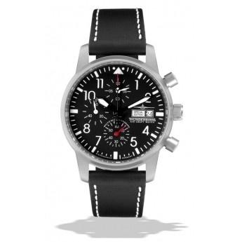 Reloj Cronografo: Reloj Thunderbirds Multipro Cuero Negro  http://www.tutunca.es/reloj-cronografo-thunderbirds-multipro-cuero-negro