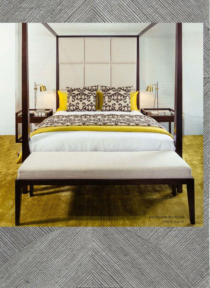 Silver lined wallpaper - handmade grass weave. Interior style: timeless elegance :: Serenity Interiors