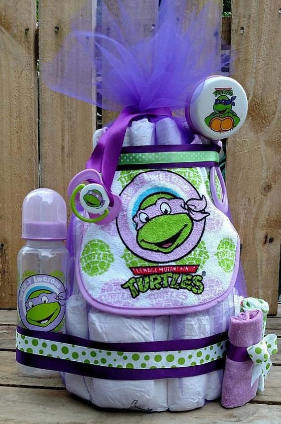 Purple Donatello TMNT Teenage Mutant Ninja Turtles by ForYourGlory