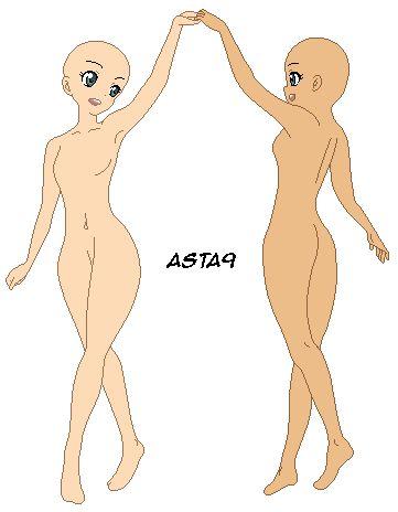 Happy Dancing -Base- by Asta9.deviantart.com on @deviantART
