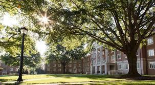 Moffett Hall Radford College