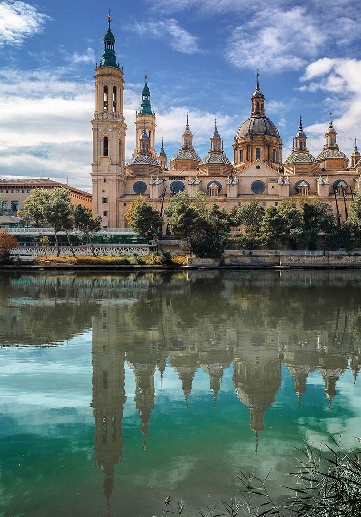 Zaragoza, Aragon, Spain #zaragoza #aragon #spain