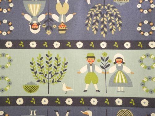 Fat-quarter-print-canvas-fabric-sewing-suppliesCrafting-Drapery-Home-Decor