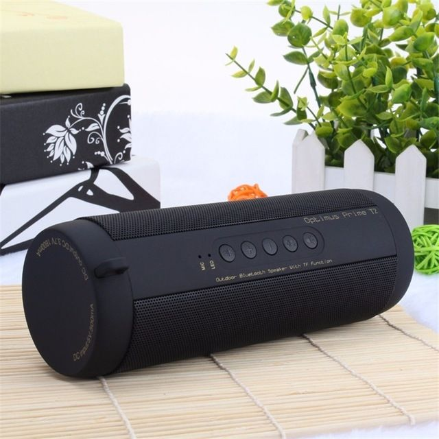Best Wireless Bluetooth Speaker Waterproof Portable Outdoor Mini Bicycle Speaker Column Box Loudspeaker Design    Specification:  1.Support A2DP,AVRCP, Handsfree profile.  2.Bluetooth Version:V4.0+EDR Class 2  3.Working Range:Up to 10metes  4.Dimension:180mm*63mm*63mm  5.Net Weight:587g  6.Speaker:40mm  7.Loudspeaker Output:2*3W  8.Frequency Response:280HZ-16KHz  9.Signal-to-Noise:≥95dB  10.Distortion: ≤0.5%  11.Battery Voltage/Capacity:1800MAH  12.Battery Charging Voltage:5V±0.5V…