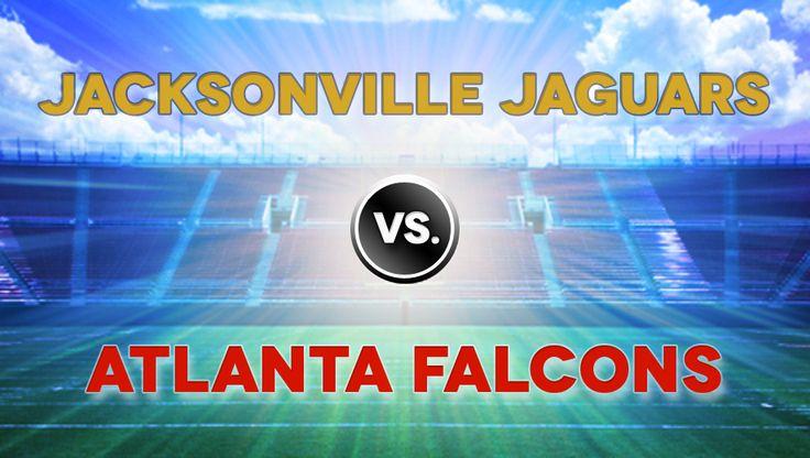 #atlanta #falcons #jacksonvill #jaguars #preseason #football