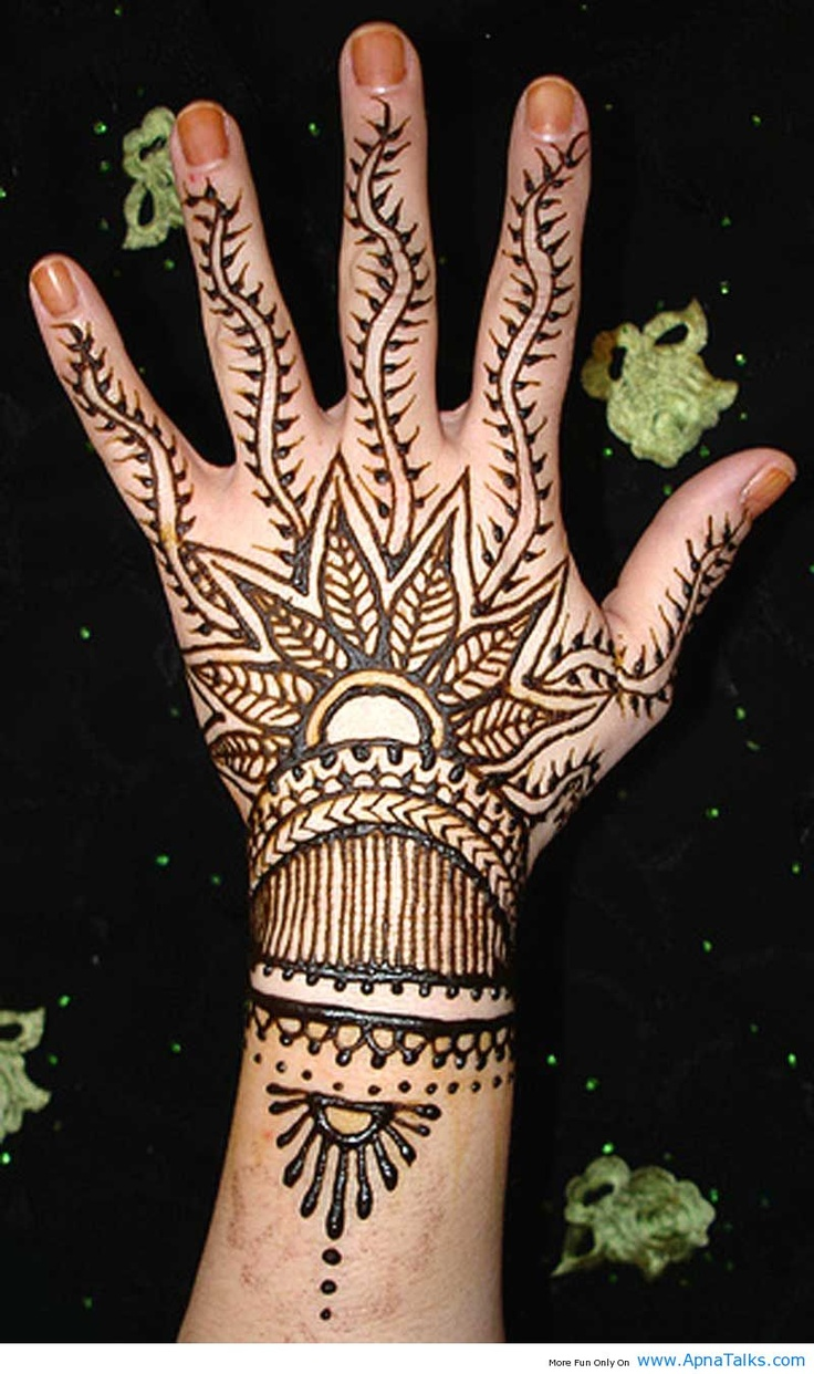 1000 ideas about traditional henna designs on pinterest traditional - Henna Designs For Hands Arabic For Kids Easy Step By Step Simple For Beginners 2013 And