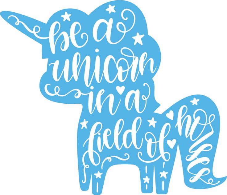 These precious unicorn stickers stay Be a unicorn in a field of horses . This is a perfect message for kids and adults of all ages. This fun sticker will look great on a phone case, a laptop computer, notebooks, a classroom wall, a home wall, tumbler, tshirt made into a canvas design