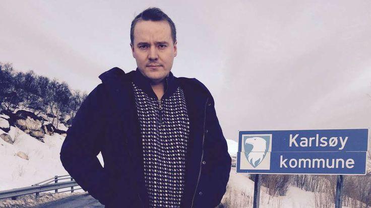 ULYDIG: Eskild Johansen vil ta i bruk drastiske midler for å stoppe etablering av oppdrettsanlegg i Karlsøy.