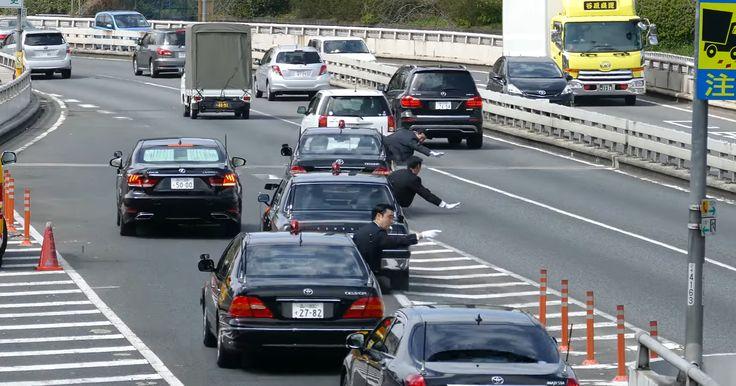 Premier van Japan voegt in als een baas - http://www.topgear.nl/autonieuws/premier-van-japan-voegt-in-als-een-baas/