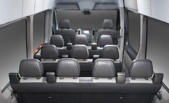 Mercedes-Benz Sprinter Minibus 12-passenger