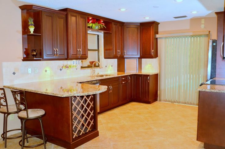 7 best Kitchens images on Pinterest | Custom cabinetry, Custom ...