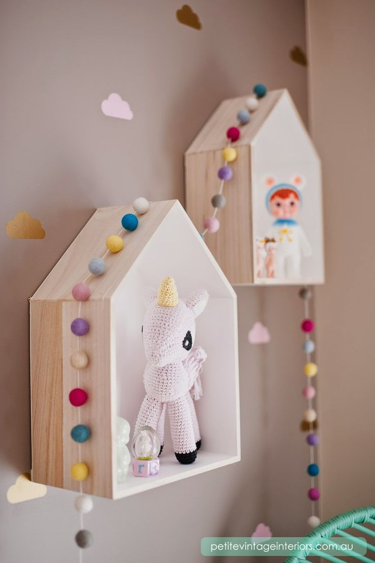 Estanterías dormitorio infantil