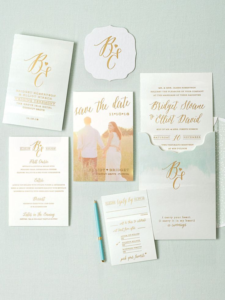 867 best Wedding Stationery images on Pinterest