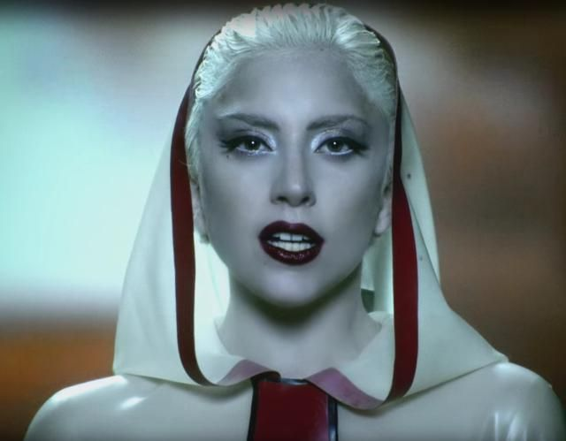 "Lady Gaga's 10 Best Music Videos: 7. ""Alejandro"" (2010)"
