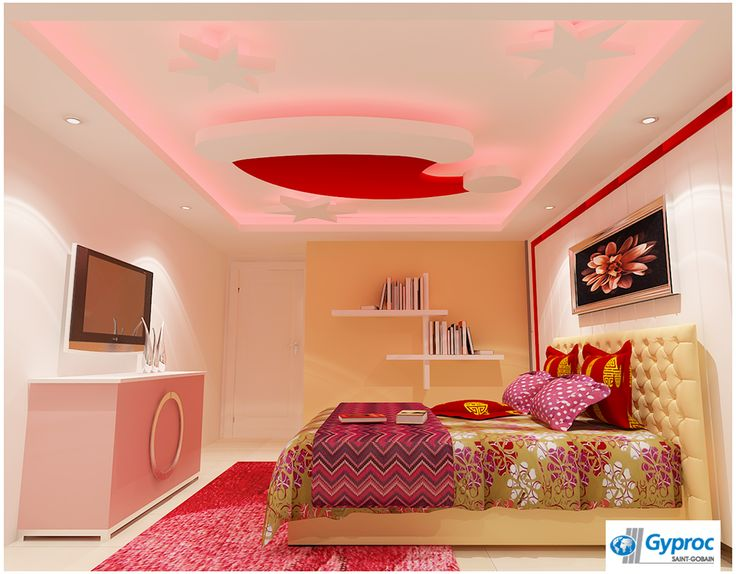 Ceilings that redefine your style! To know more: http://www.gyproc.in/