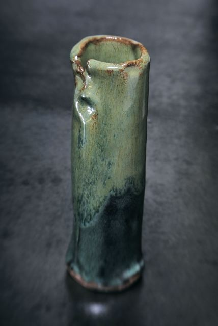 Earthborn vase www.earthbornpottery.net