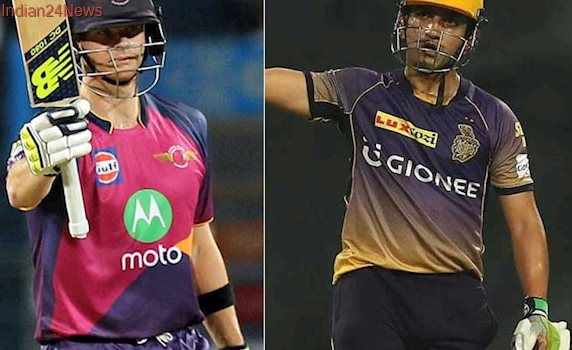 IPL Live Cricket Score, RPS Vs KKR: Pune Take On Formidable Kolkata