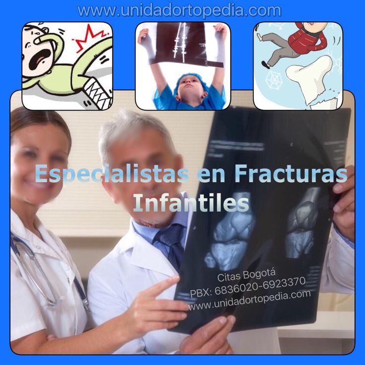 Atencion de fracturas en niños en Bogotá - Zona Norte. La Unidad Especializada en Ortopedia y Traumatologia www.unidadortopedia.com PBX: 6923370, Móvil: 314-2448344 Bogotá, Colombia.