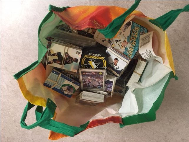 Are you missing a collection of sports cards? These were recovered in March 2016 in West Division. If these belong to you and you can prove they're yours, email EPSPinterest@edmontonpolice.ca or call 780-423-4567.
