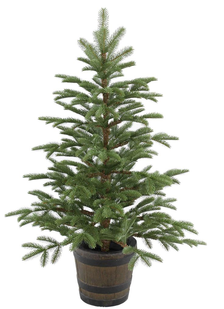 Norwegian 4' Green Spruce Artificial Christmas Tree