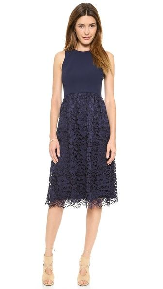 Where To Buy Shoshanna Dresses Lace Midi Midi Dresses Buy