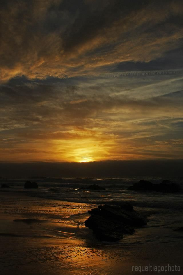 Guincho, Portugal... Perfect Sunset