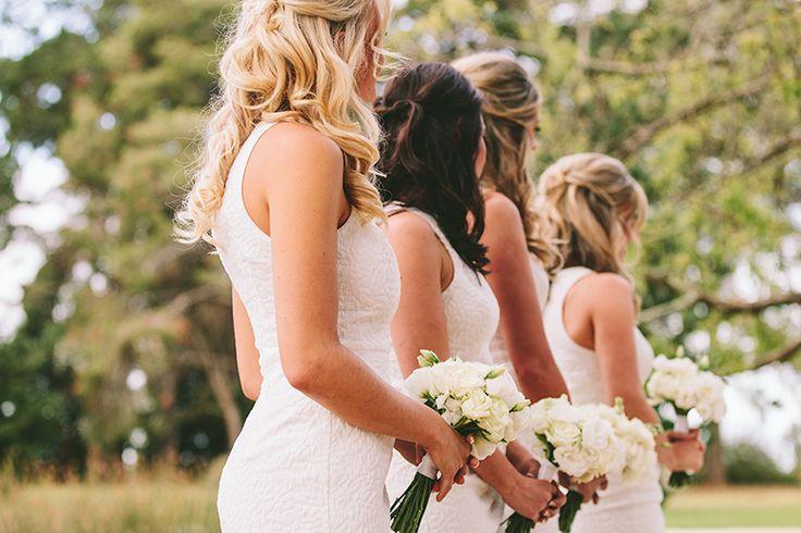 Bridesmaids / Werribee Mansion