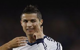 CR7 2013: Cristiano Ronaldo Haircut and Hairstyle 2013