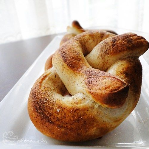 The inspiration for making pretzels came from the oddest of places. I was reading the beautiful story of a young kid called Anthony Smith. He suffers from Mosaic trisomy 22 and as such has no heari…
