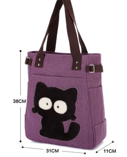 KAUKKO el yapımı premium kanvas çanta (SB88) Ücretsiz Kargo !!