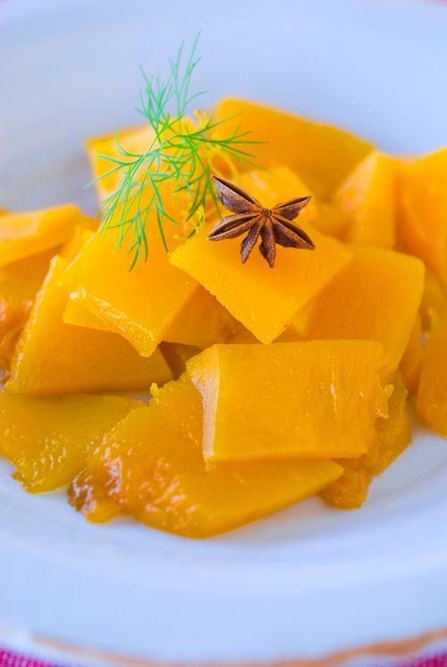 Маринованная тыква/Zucca marinata | Элла Мартино Рецепты Кулинарные туры Итальянская кухня