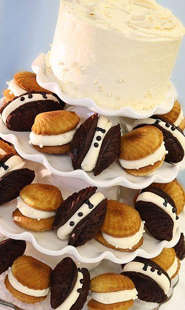 15 Best Whoopie Pie Wedding Cakes Images On Pinterest