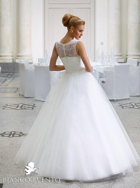27 best Bianco Evento Brautkleider images on Pinterest