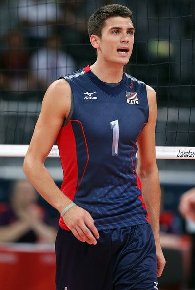 Matthew Anderson Photos: Olympics Day 10 - Volleyball
