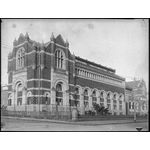 018556PD: HackettHall, Public Library of Western Australia building, James Street, Perth, ca. 1935