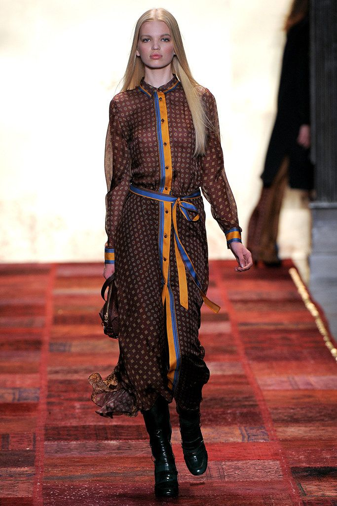 womens trendy clothes Tommy Hilfiger Fall 2011 Ready to Wear Collection Photos   Vogue