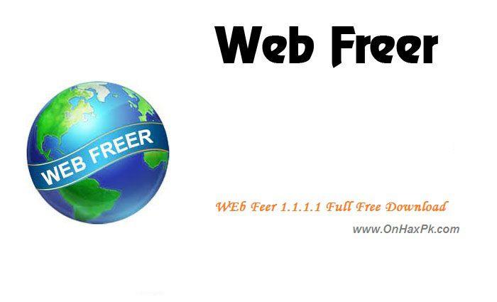 WEB FREER 1.1.1.1 Full Free Download