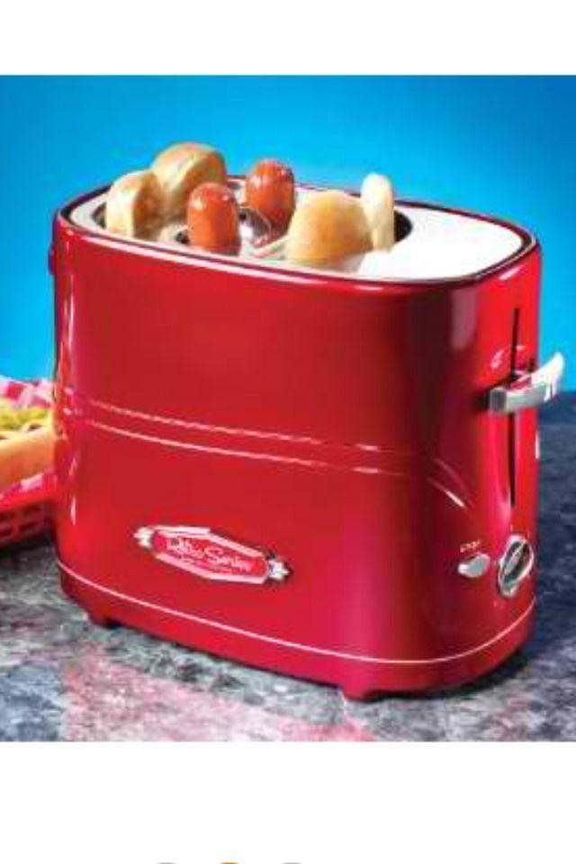 Hot Dog Toaster Liance Utensils Breadmaker Camping Rv