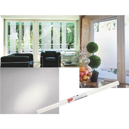 NPV Group 26X59 Frost Window Film F3388111 Unit: Each, Green bamboo