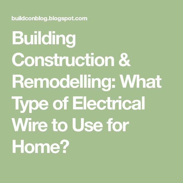 The 25 Best Home Electrical Wiring Ideas On Pinterest