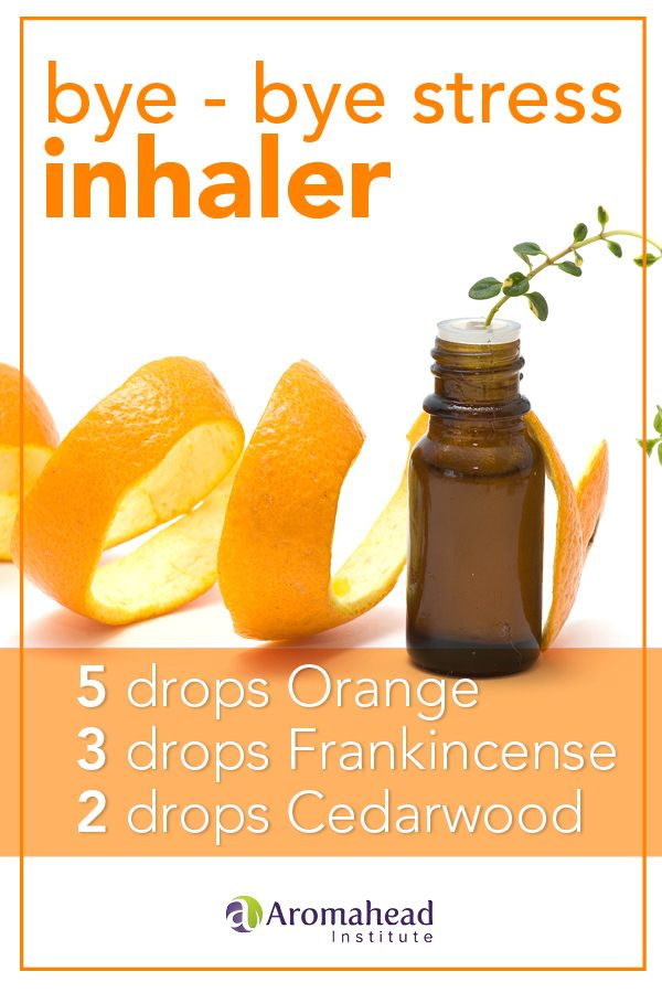 You can't carry a diffuser everywhere, but an aromatherapy inhaler is a way for…