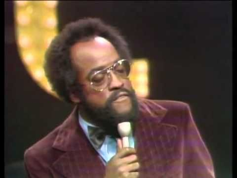 "Billy Paul ~ ""Me & Mrs Jones"" on SOUL TRAIN, an early song representing the soul music of ""Philly sound""."