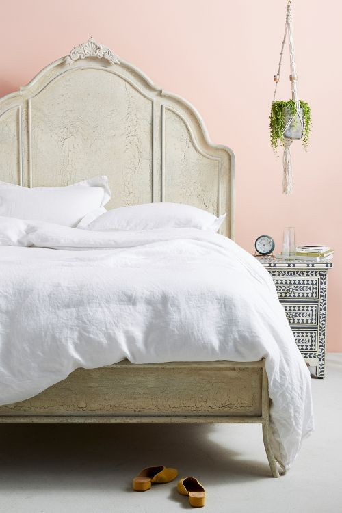 Affiliate Farmhouse Panel Bed