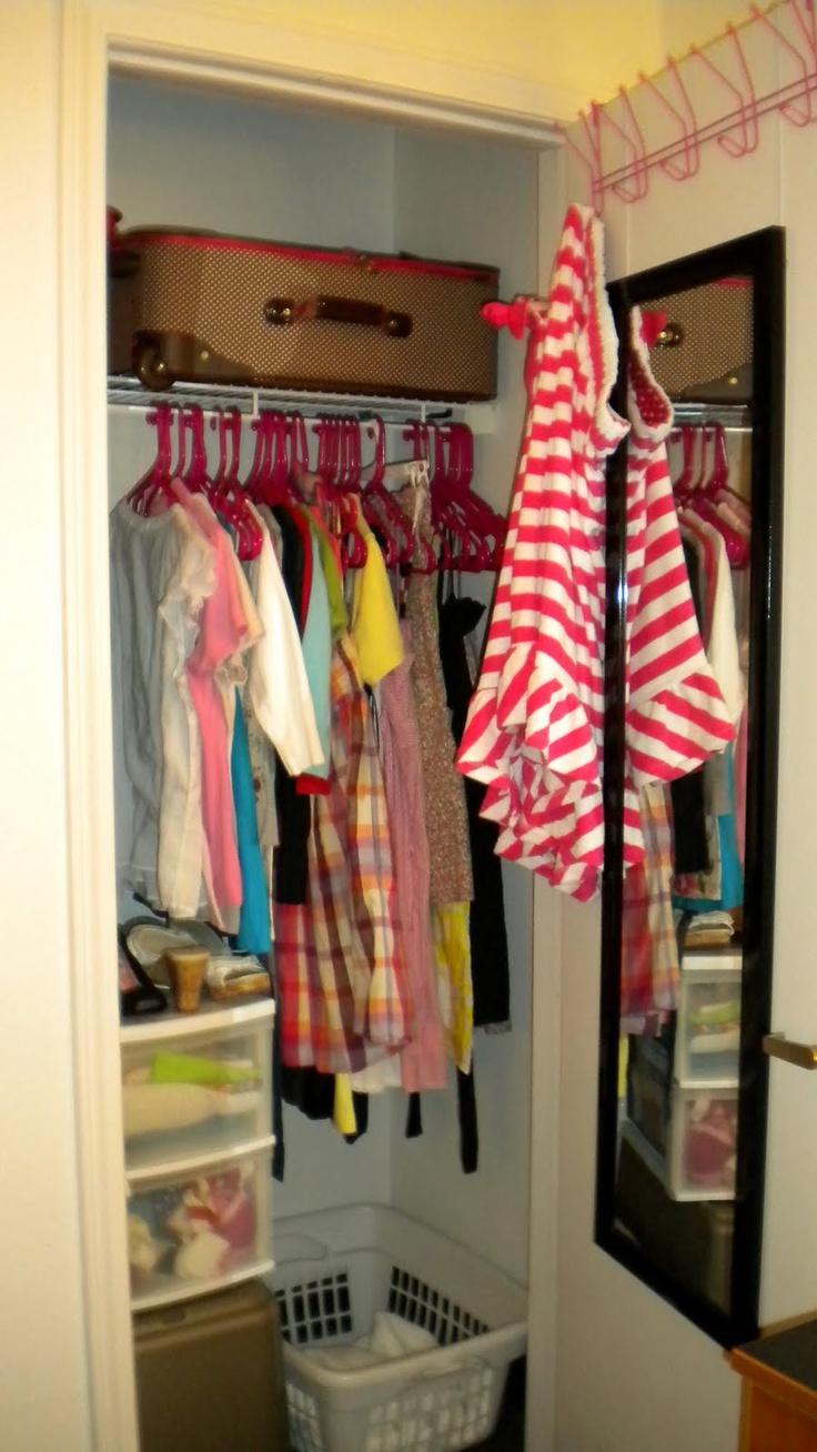 College Closet, Dorm Room, Closets