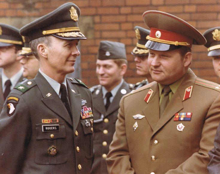SOVIET BERLIN BRIGADE | ... Colonel Alexander Dorofeev. (Soviet Union). W.Berlin.1981.jpg
