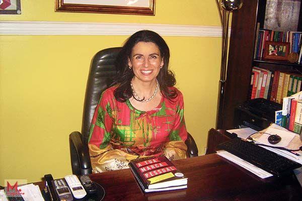 Entrevista/Maria Duarte Bello - autora d'A Tua Marca Pessoal