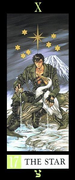 'The Star' (personificado por Kusanagi Shiyou)