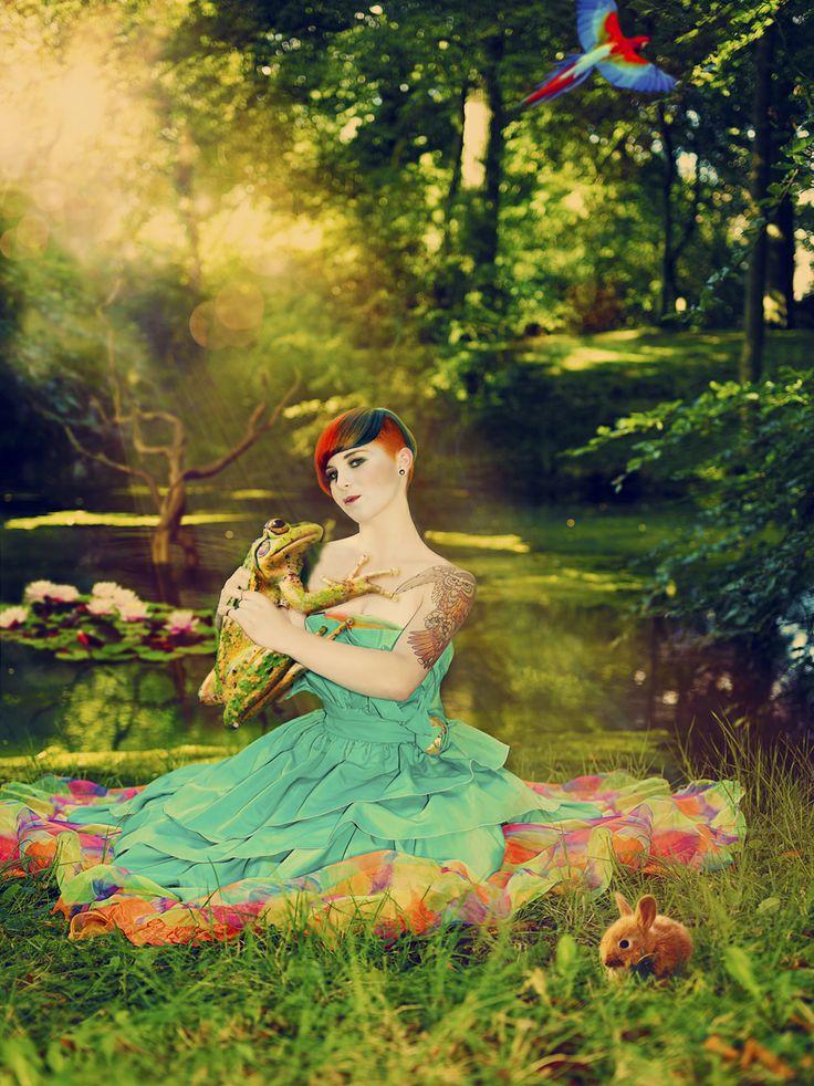 Kinki Kappers - Frog kissing princess 2012
