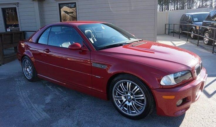 Car brand auctioned:BMW: M3 M3 2002 Car model bmw m 3